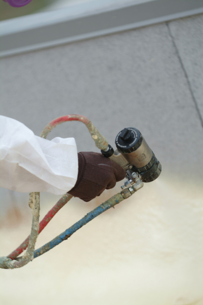 East Texas Spray Foam Insulation Contractor